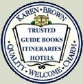 Karen Brown guide books